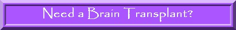 suzys brain transplant